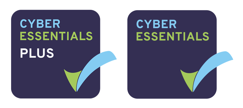 Cyber Essentials Plus Logos